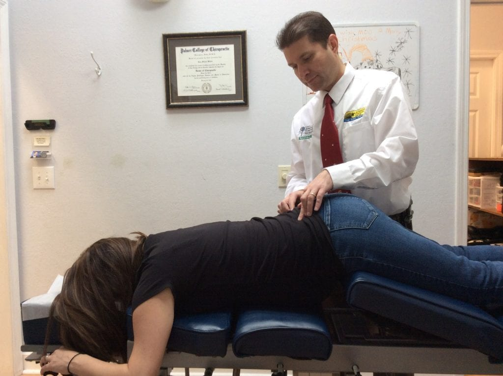 Chiropractic in Buncombe County, North Carolina